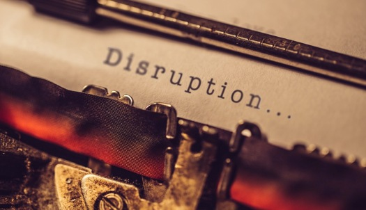 Business is being disrupted by digital transformation