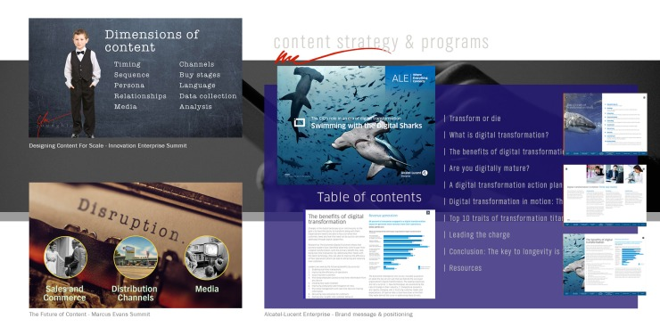 Content Strategy & Program Services - Ed Youngblood